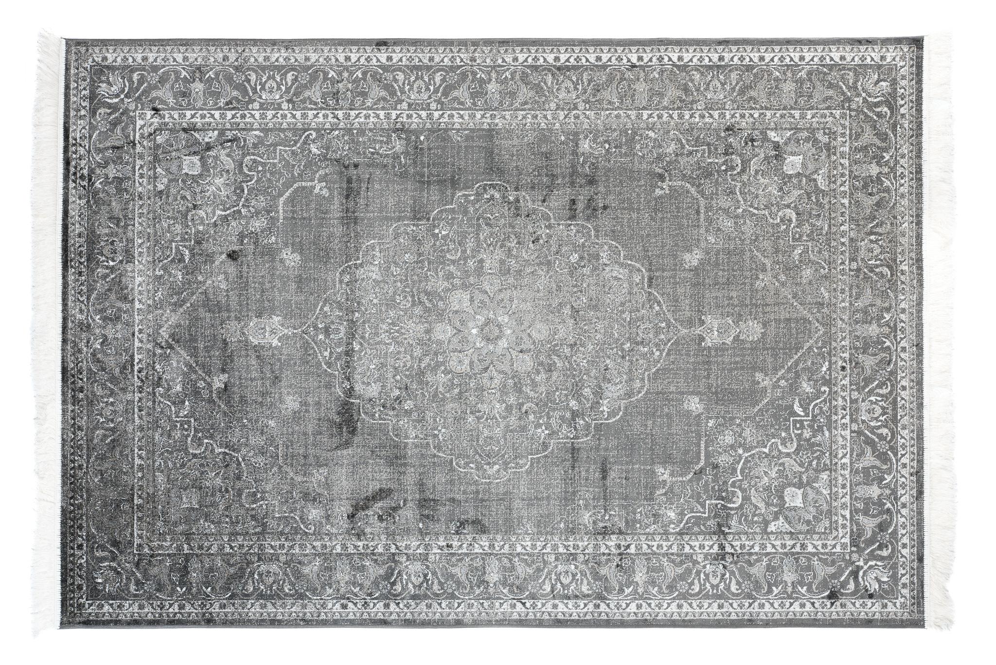 Dywan tradycyjny Isphahan 84279/68 czarny