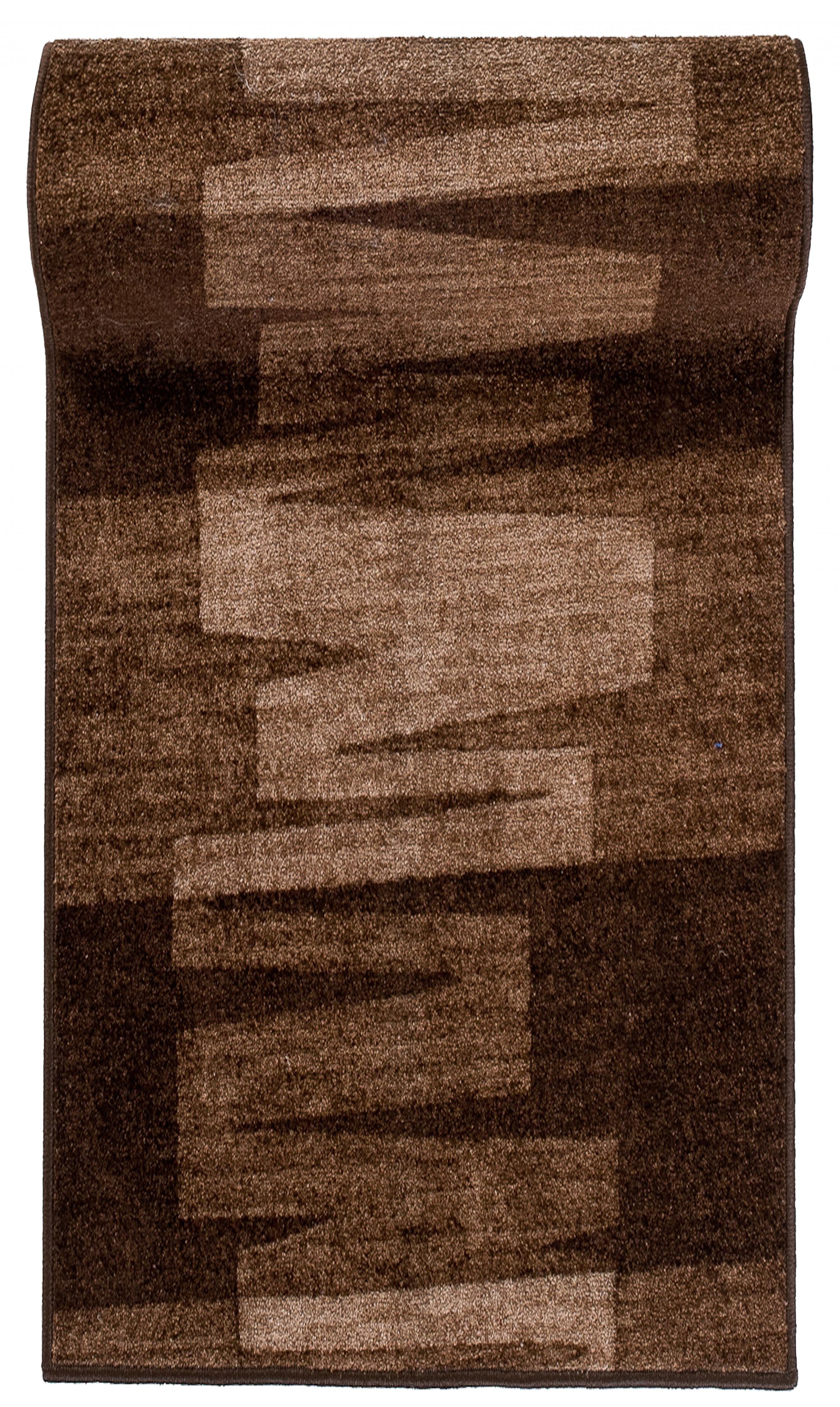 Chodnik nowoczesny 44 VIA VENETO - jasno-brązowy
