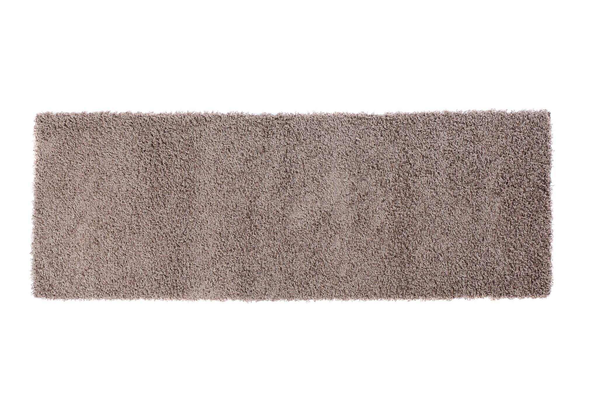 Dywan shaggy RIO 6365A jasno-brązowy