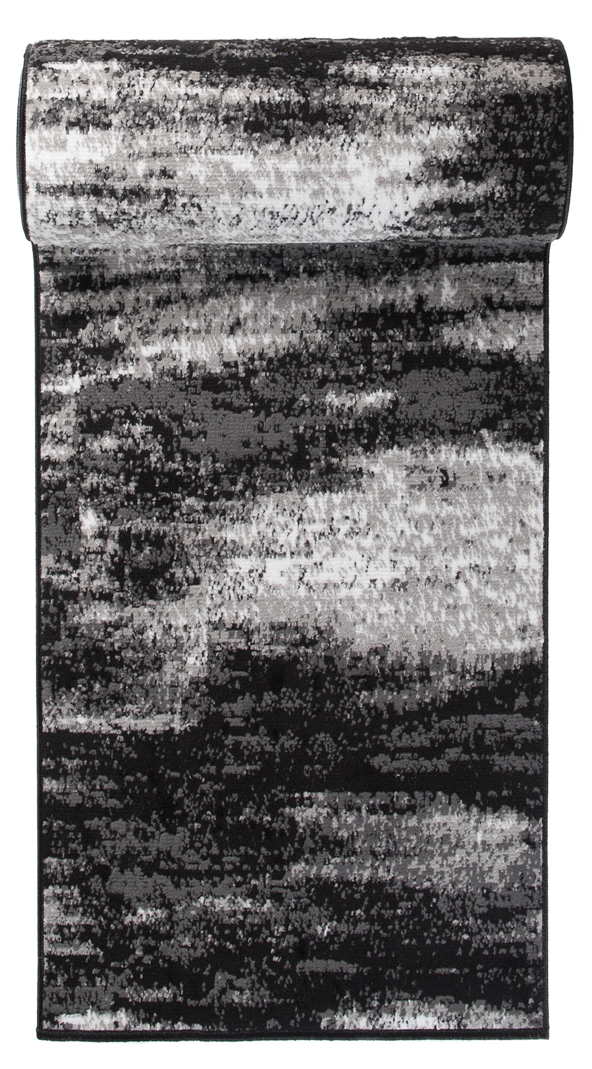 Chodnik nowoczesny Z905D MAYA EYM CHODNIK czarny