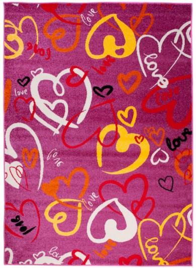 Dywan Pink  STELLA 78716  dywany promocja