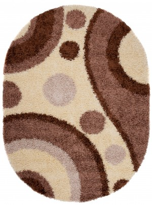 Dywan LOCA  7642A CREAM OV  dywany promocja
