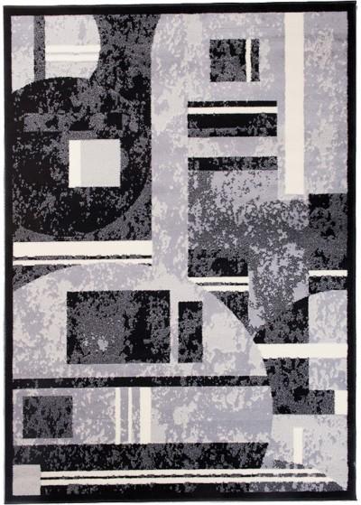 Dywan SCARLET  3905 BLACK/GREY