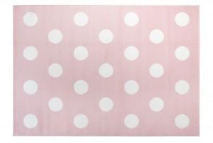 Dywan młodzieżowy Z235A PINKY EWL różowy