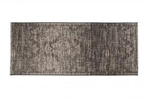Dywan sznurkowy 20211 / Silver czarny