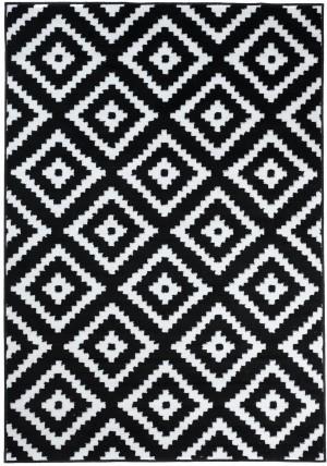 Dywan ESM  L885D BLACK LUXURY PP