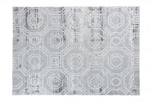 Dywan ekskluzywny TROYA V480D COKME szary
