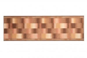 Chodnik nowoczesny 38 IKAT MIGO ( SANDSTONE ) - brązowy