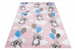 Dywan dziecięcy PINKY Koala różowy