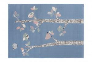 Dywan nowoczesny  18405/130 CAN niebieski