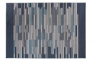 Dywan nowoczesny  18551/091 CAN niebieski