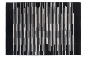 Dywan nowoczesny  18551/092 CAN czarny