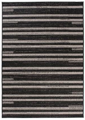 Dywan sznurkowy Silver  20384 Black /