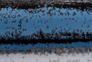 Dywan nowoczesny Q542A MAYA PP EYM niebieski