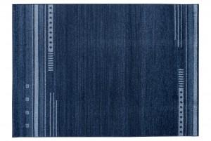Dywan nowoczesny SARI 3435A 3TX niebieski