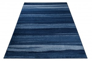 Dywan nowoczesny SARI 3437A 3TX niebieski