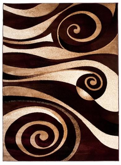 Dywan FAUST  1990B BURGUNDY  dywany promocja