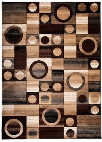 Dywan FAUST  4330B DARK BEIGE  dywany promocja