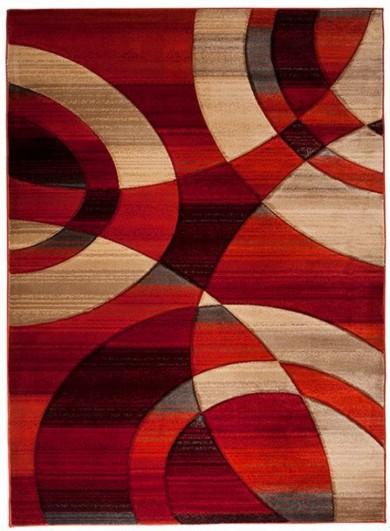 Dywan FAUST  4332A TERAKOTA  dywany promocja