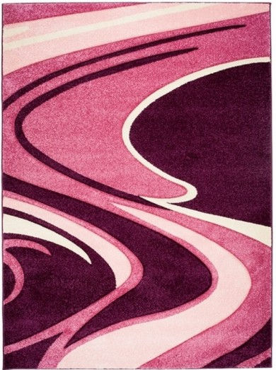 Dywan FIRUZE  2640A DARK VIOLET  dywany promocja