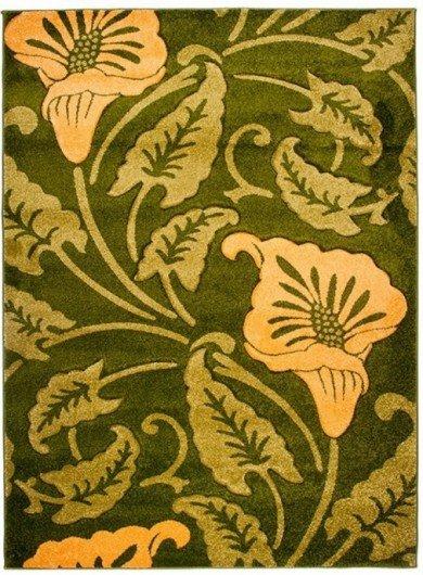 Dywan FIRUZE  3039B GREEN  dywany promocja