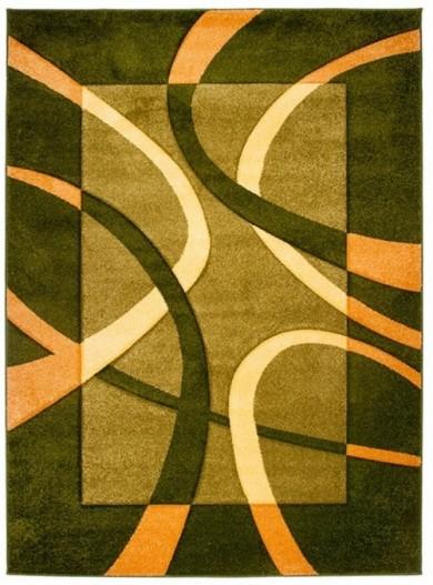 3707A GREEN FIRUZE  dywany promocja
