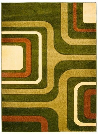 Dywan FIRUZE  8605A GREEN  dywany promocja
