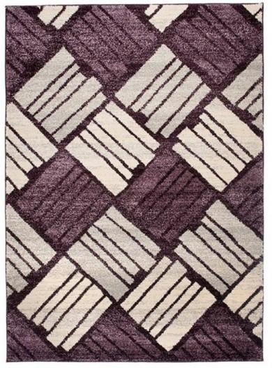 3433A DARK LILAC ELIF  dywany promocja