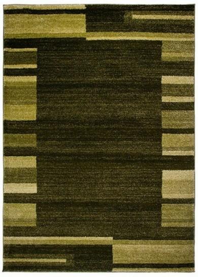 Dywan ELIF  3438A DARK GREEN  dywany promocja