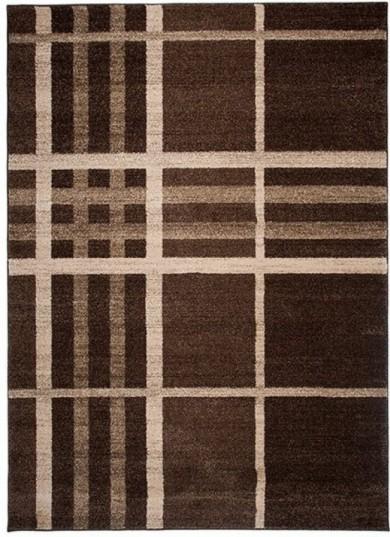 3439A DARK BROWN ELIF  dywany promocja