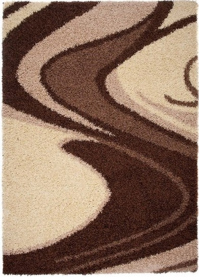 3742A DARK BROWN RIO  dywany promocja