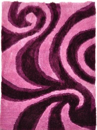 Dywan VISCOSE  GTSD 5 PURPLE  dywany promocja