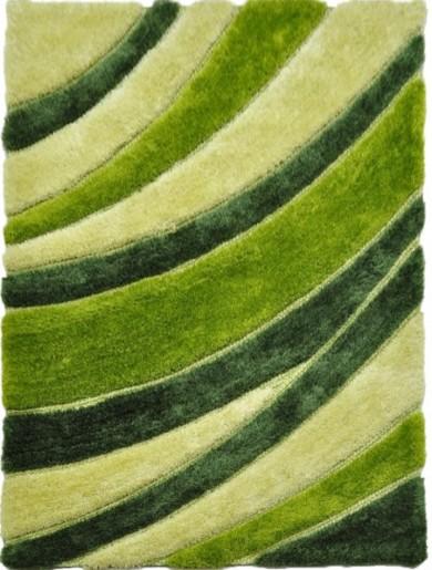 Dywan VISCOSE  GTSDH 5 GREEN  dywany promocja