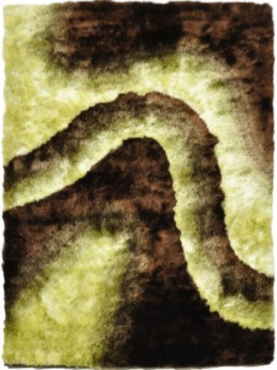 Dywan VISCOSE  SAD 251 GREEN  dywany promocja