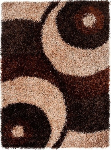 Dywan SPD 3 VISCOSE BROWN