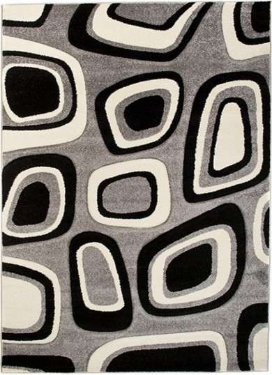 Dywan FIRUZE  D314A GRAY  dywany promocja