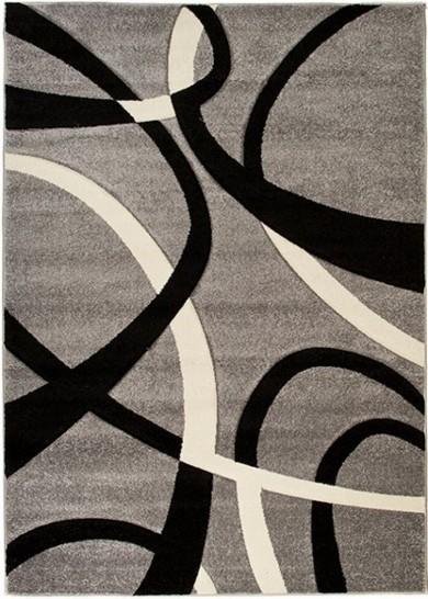 D326A GRAY FIRUZE  dywany promocja