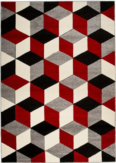 Dywan FIRUZE  D328A WHITE  dywany promocja