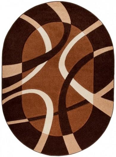 Dywan FIRUZE OV  3707A MOCCA  dywany promocja