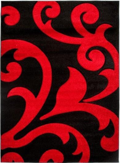 2600A BLACK LAZUR  dywany promocja