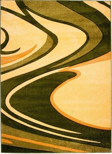 Dywan LAZUR  2640B GREEN  dywany promocja