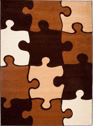 Dywan LAZUR  3705A MOCCA  dywany promocja