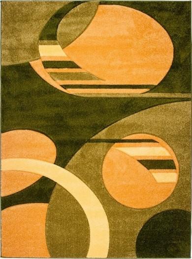 4788A GREEN LAZUR  dywany promocja