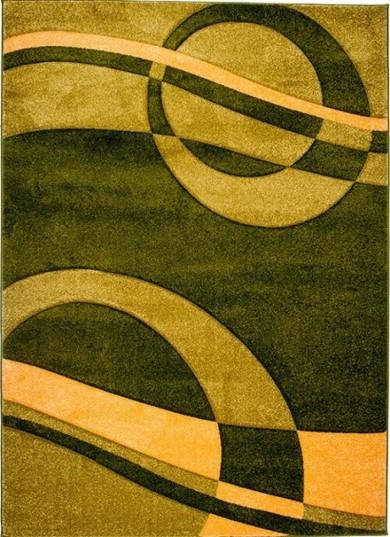 4959A GREEN LAZUR  dywany promocja