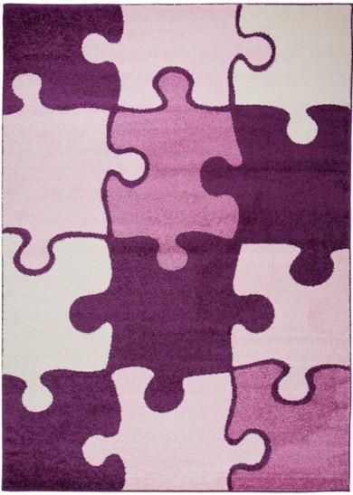 3705A DARK VIOLET LAZUR  dywany promocja