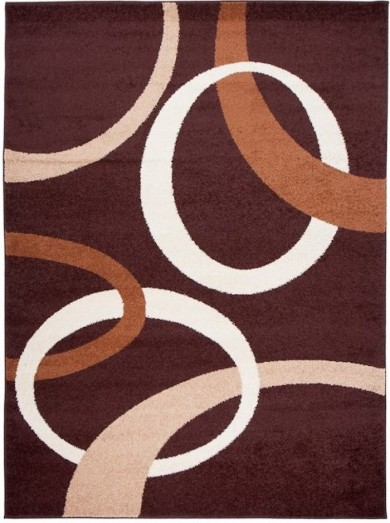3706A MOCCA LAZUR  dywany promocja