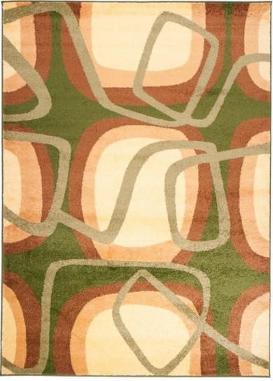 Dywan LAZUR  4958A GREEN  dywany promocja