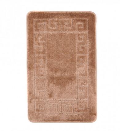 Dywaniki łazienkowe (GRECKI)  1030 CAMEL (3305) MONO 1PC