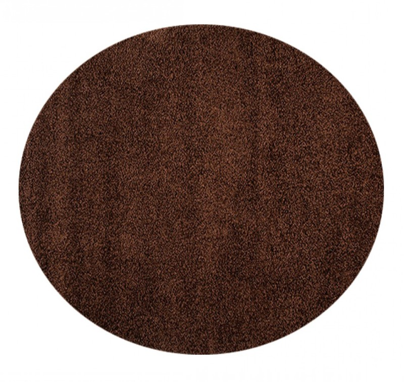 Dywan 6365A RIO KOŁO DARK BROWN