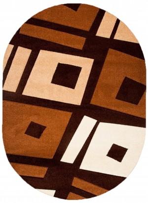 Dywan FIRUZE OV  8628A MOCCA  dywany promocja